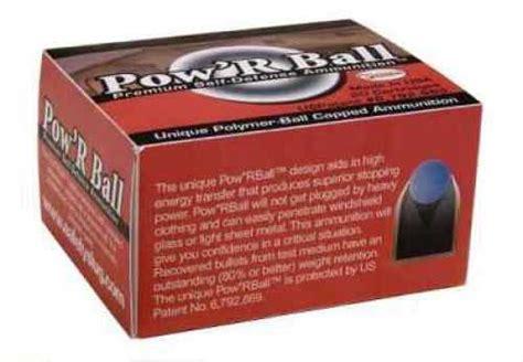 Ammunition Powerball Ammunition 380.