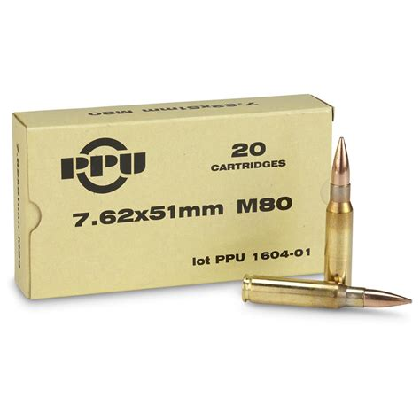Ammunition Ppu 308 Ammunition Reviews.