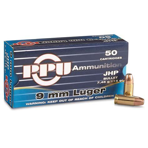 Ammunition Ppu 9mm Ammunition Review.