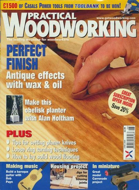 Practical Woodworking Magazine