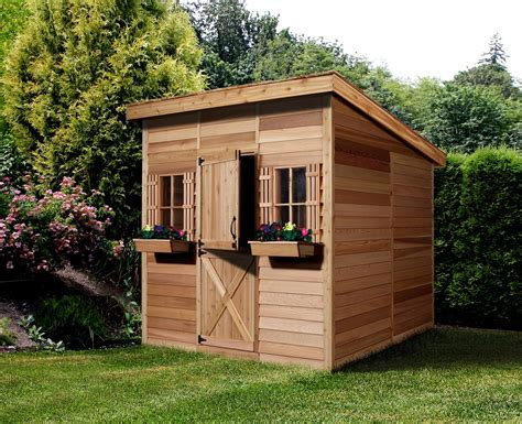 Prefab Wood Shed Kits