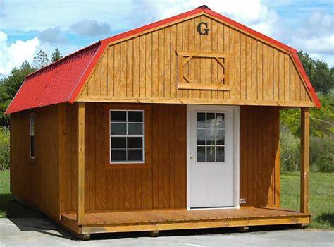Prefab Wood Storage Sheds