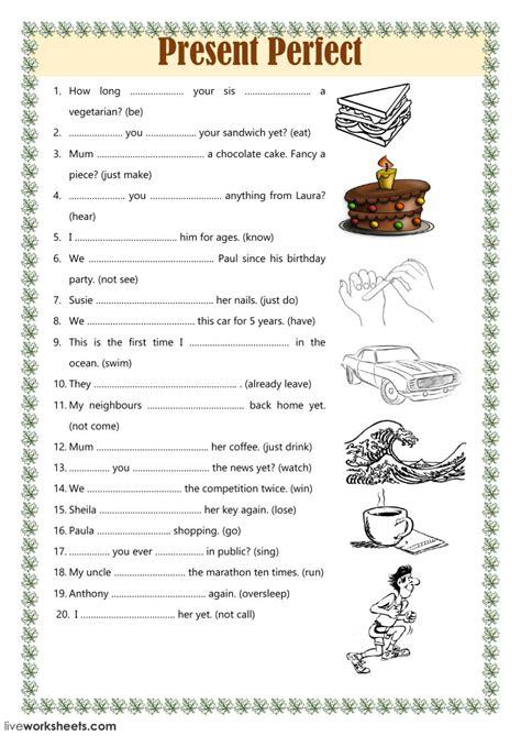 present perfect simple exercises for beginners pdf