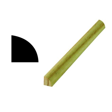 Pressure Treated Molding