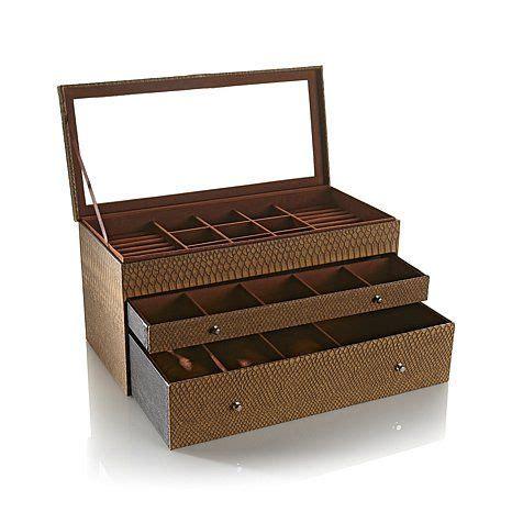Prestige Anti Tarnish Jewelry Boxes