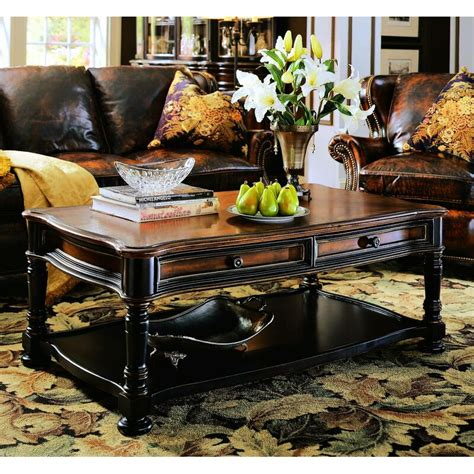 Preston Ridge Coffee Table with Storage