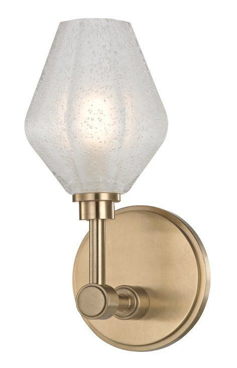 Pridgen 1-Light LED Bath Sconce