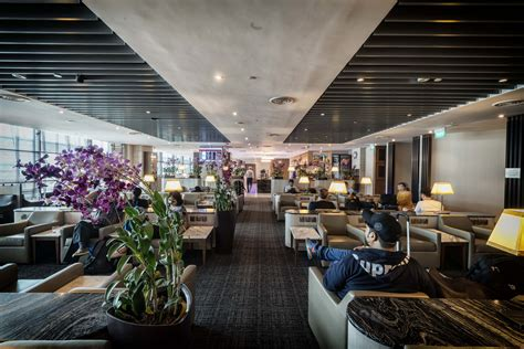 Credit Card Access To Changi Airport Lounge Priority Pass Lounges At Changi Airport Page 25 Www