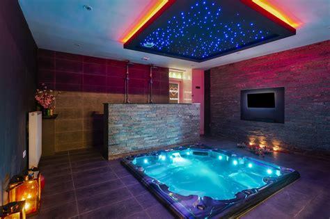 Prive Zwembad Sauna