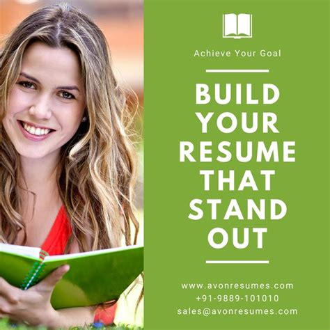 Professional Cv Writing Services In Dubai Avon Resumes Call 91 9889101010