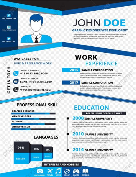 Stunning Resumes That Work Examples Of