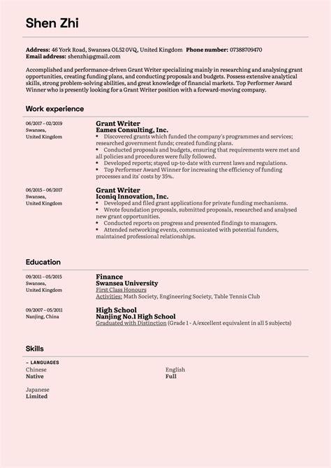 Professional Resume Writers El Paso Tx Grants Fundsforwriters