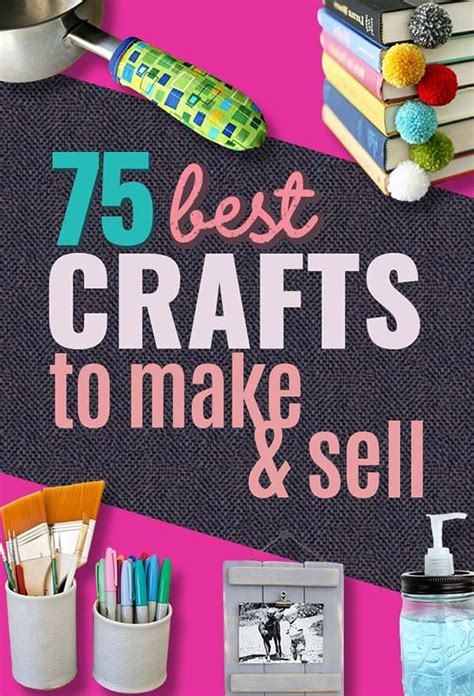 Profitable Crafts To Make And Sell