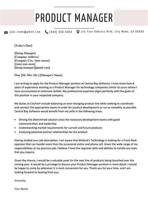 research proposal cover letter - Etame.mibawa.co