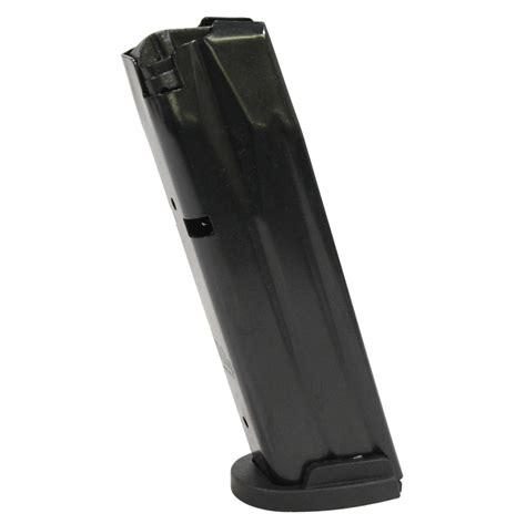 Sig-P320 Promag Sig Sauer P320 Magazine 9mm 17 Round Blue Steel.