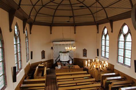 Protestantse Kerk Interieur