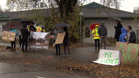 Construction Lawyer Vancouver Bc Protesters Delaying Construction Of Marpole Homeless