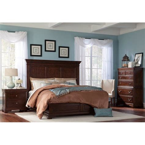 Provence Panel Customizable Bedroom Set By Cresent Furniture