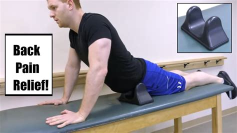 psoas massage/release for lower back pain relief