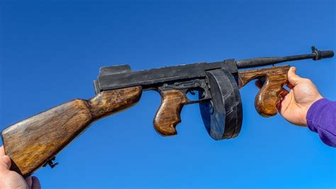 Tommy-Gun Pubg How To Get Tommy Gun.