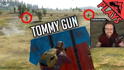 Tommy-Gun Pubg Tommy Gun Trench Coat.