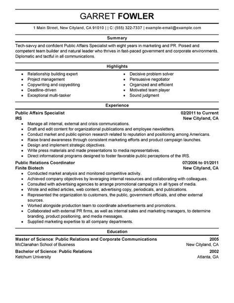 public policy advisor resume do resume for free online