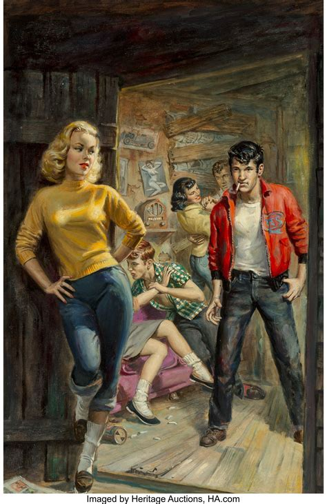 Read Books Pulp Art: Original Cover Paintings for the Great American Pulp Magazines Online