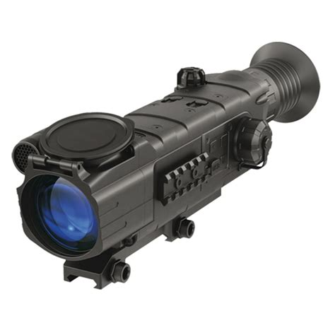 Rifle-Scopes Pulsar N550 Digisight Night Vision Rifle Scope.