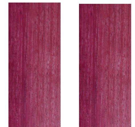 Purple Heart Wood Veneer