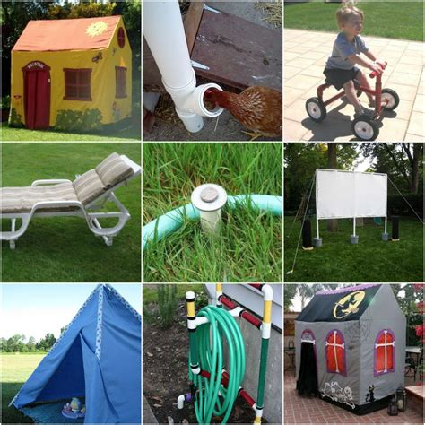pvc pipe projects free plans