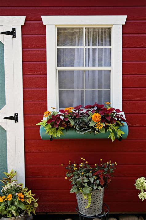 pvc window boxes diy