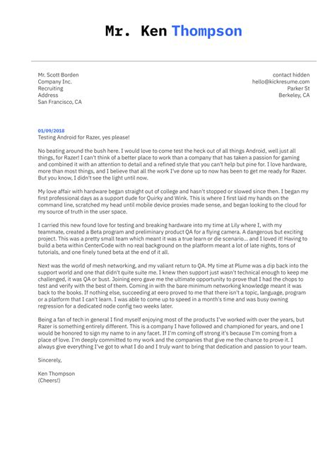 cover letter for qa tester asinine theres first love and cover ...