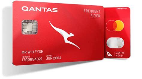 Qantas Credit Card Balance Transfer Qantas Credit Cards Australia Qantas Money