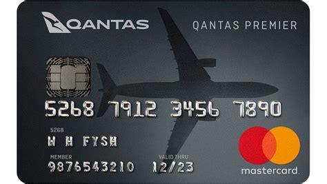 Qantas Credit Card Balance Transfer Qantas Premier Platinum Credit Card Review And Fees