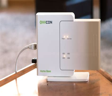 Qivicon Home Base