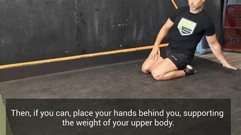 quad hip flexor testicals removal of fallopian