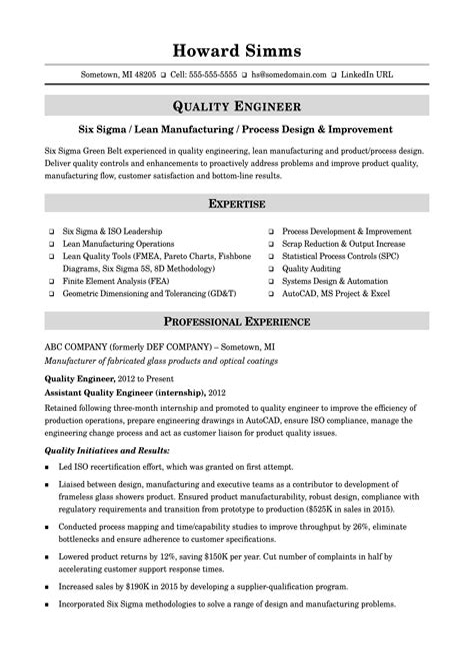 Quality Control Chemist Resume Lab Chemist Resume Format Download Pdf biology resume sample science cover  letter sample chemistry resume science