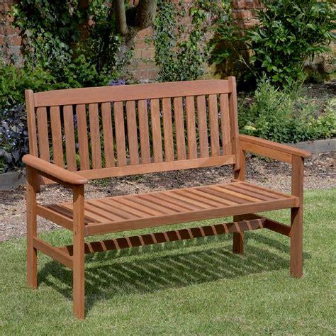 Quality Wooden Garden Bench