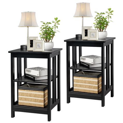 Quandro End Table (Set of 2)