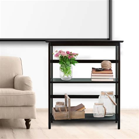Quantock 3 Tier Standard Bookcase