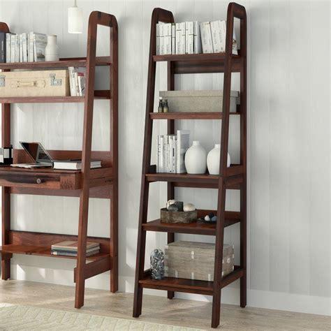 Quattro Ladder Bookcase