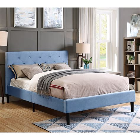 queen bed frames walmart search walmart