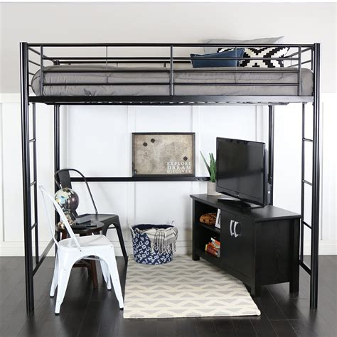 Queen Size Bed Loft