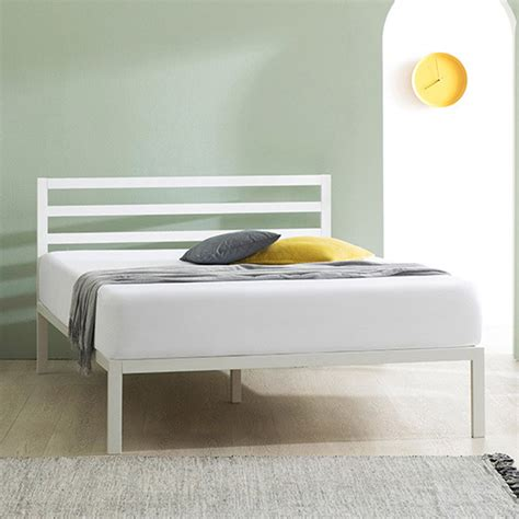 Queen Size White Bed