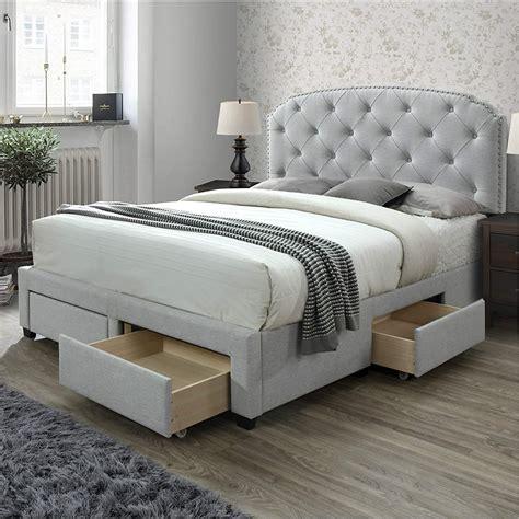 Queen Storage Bed Frame