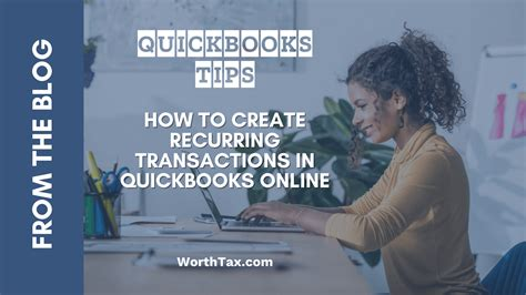 Quickbooks Credit Card Form Create A Recurring Credit Card Payment Quickbooks Learn