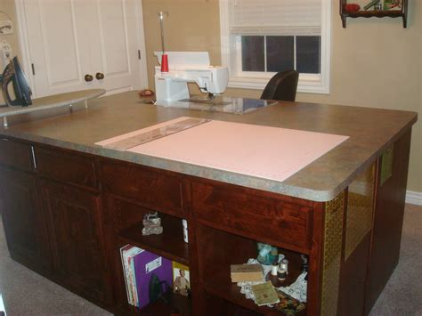 Quilting Tables Plans