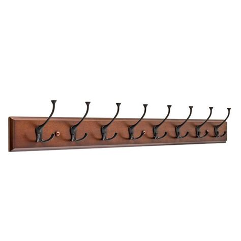 Quon Tri-Hook Wall Mounted Coat Rack