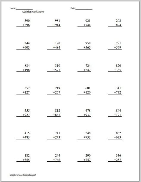Worksheets Softmath Worksheets soft math worksheets sharebrowse softmath karibunicollies