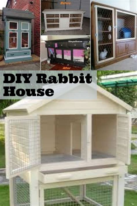Rabbit House Woodworking Plans